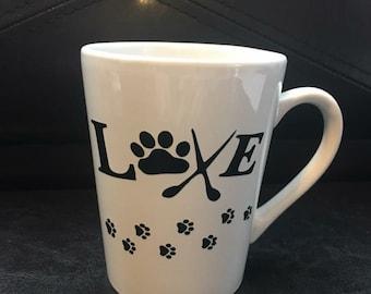 Groomer gifts, dog groomer, groomer coffee mug,
