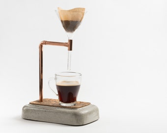 "Concrete ""Coffee Maker"""