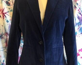 50% off Blue Velvet Blazer sale