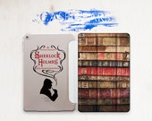 Sherlock Holmes iPad Pro 9 7 Books iPad Air 2 Case Classic iPad Tablet iPad Pro iPad Holder Case 12.9 iPad 4 iPad Air 2 Cover iPad Air CGSC3