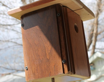 Cabinet Hide-A-Key Birdhouse