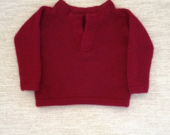 Cashmere sweaters for babies