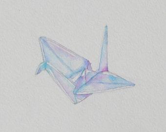 Ceramic Origami Etsy