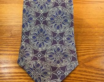 Vintage Guy Laroche Silk Tie