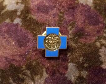 Blue Cross Lincoln Hospital Pin