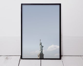 Lady Liberty - Art Print