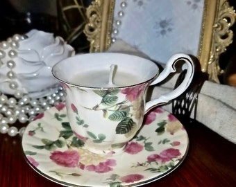 Natural Ingredients Teacup Candle