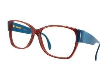Eyeglass Frame Database : Frame italy eyeglass Etsy