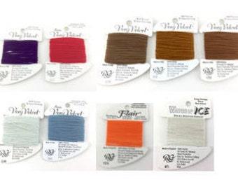 Rainbow Gallery (RG) Thread, Floss & Ribbon