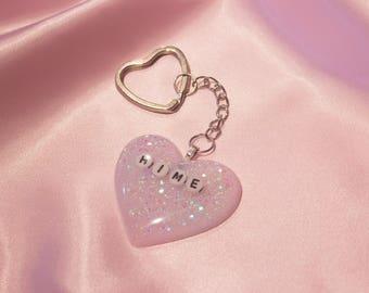 Hime Key Ring