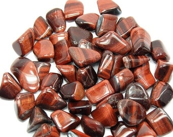 Small piece of high quality red Tigers Eye.  All pieces hand picked!