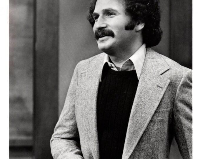 Welcome Back Kotter Gabe Kaplan Mr. Kotter 1975 Premiere ABC Press Photo