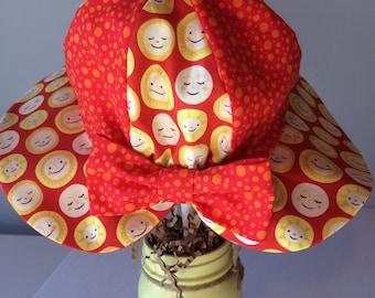 Baby toddler sun hat, baby gift