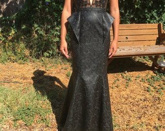 Handmade Evening Gown