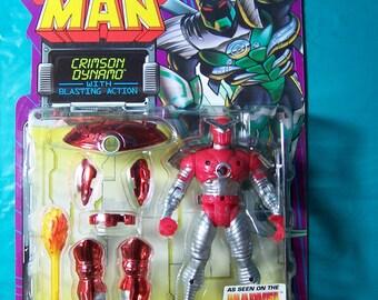 1996 Crimson Dynamo Action Figure [Iron Man]