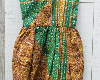 Ankara dress, African print dress, African clothing, African print fabric, African dress girls, African  ankara dress, Ghana clothing,