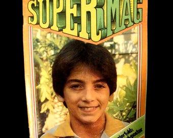 SUPERMAG Scott Baio