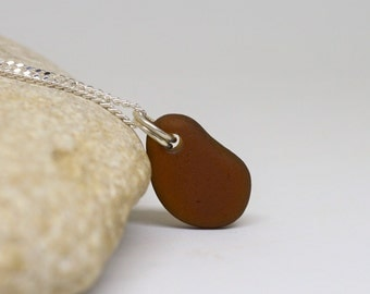 Sea Glass Necklace,Seaglass Necklace,Sea Glass Jewellery,Seaglass Jewelry,Sterling Silver Necklace,Seaham Seaglass,Seaglass,Sea Glass