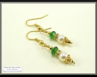 Fern Green Crystal Drops