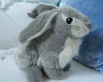 Grey Bunny Rabbit, Sigikid, Easter bunny, Easter gift