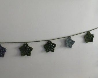 Garland star undergrowth