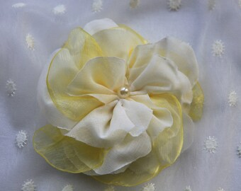 Hair Flower Wedding/ Bridal Hair Flower/ Wedding Hair Flower Clip/ Wedding Hair Piece/  Bridal Hair Piece/ Wedding Hair Flower/Boho Hairclip