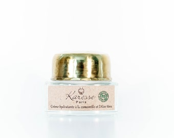 Aloe vera Chamomille moisturizing cream