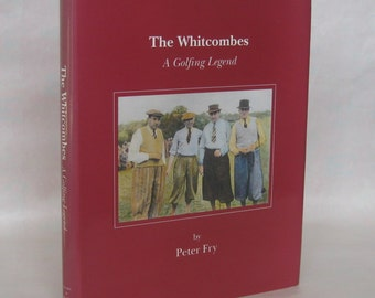 The Whitcombes. Peter Fry. Signed Limited Edition.