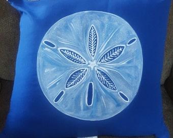sanddollar pillow