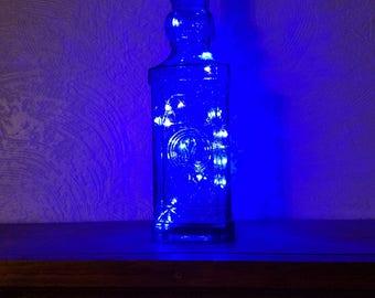Blue Light Bottle