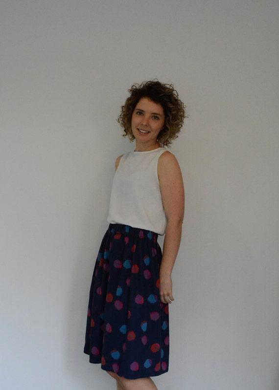 Elastic Waist Skirt Pattern 47