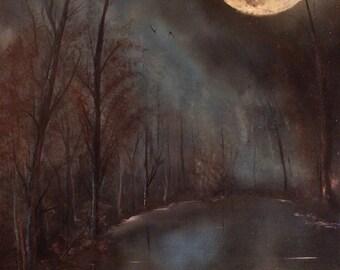 Night Light (Print)