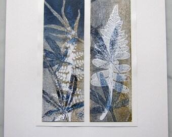 Botanical Monoprint