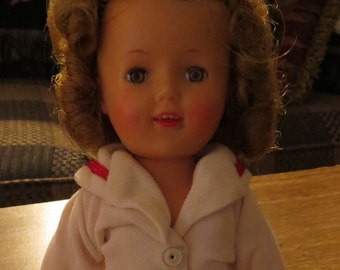 Shirley Temple Doll (1950's)