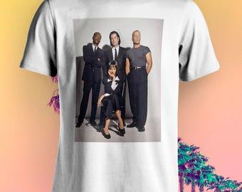 Pulp Fiction movie cast poster T-Shirt