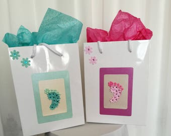 Gorgeous Baby Shower Bags