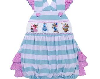 Cinderella Mouse Knit Bubble