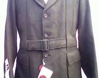 Hebden Cord Loden Norfolk Jacket.