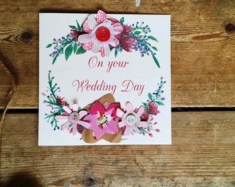 Country Cards,Flowers,Floral Cards,Wreaths,Hand Finished,Water Colour,Special Cards,Cards For All Occasions, Birthday, Weddings, Anniversary