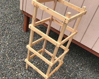 45 inch Cedar Garden Tomato Cage (sold in sets of 2)