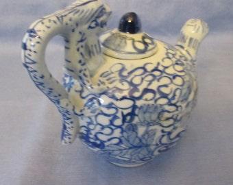 Tiny Vintage teapot