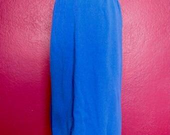 Vintage Pringle Lambswool Skirt