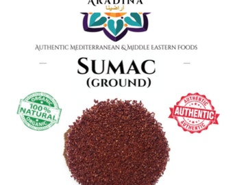 Aradina, All Natural Sumac 8oz