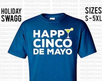 Happy Cinco De Mayo Shirt Drinko De Mayo Funny shirt Drinko De Mayo T-shirt Sombrero May 5th Shirt Mexican Holiday