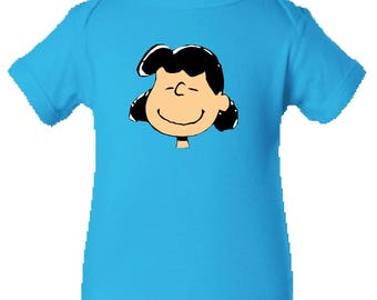 Lucy, Charlie Brown Onesie /Infant Shirt, The Peanuts Baby Tee