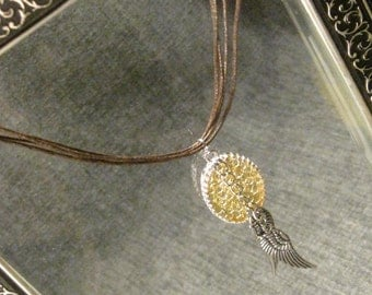 """Icarus - Necklace - 16"""" - 17"""" chain"""