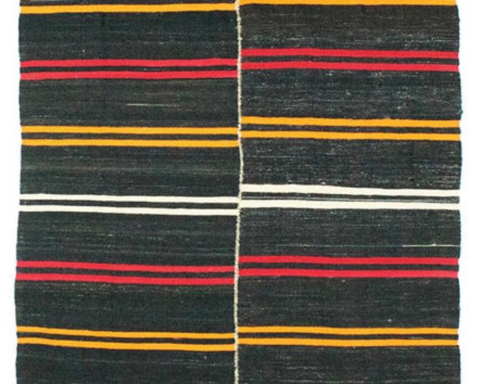 320 cm x 140 cm / 10,5 x 4,59 ft / VINTAGE ANATOLIA KILIM - Turkish Vintage Kilim - Free Shipping
