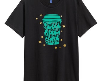 Hawaii Missions Fundraising shirt #1