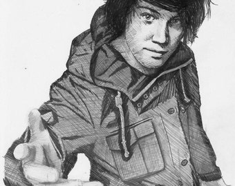 Maxmoefoe Realism Drawing
