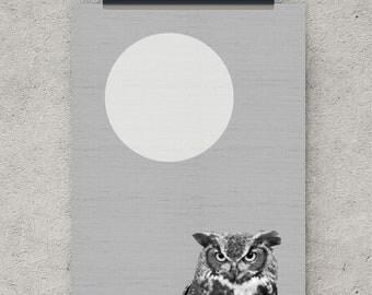 Owl print, art prints, digital print, bird print, digital art print, poster download, digital art download, digital download, art download